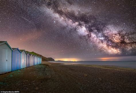 Stunning Images Show The Milky Way Incredible Detail