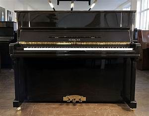 Besbrode 122 Upright piano for sale with a black case ...