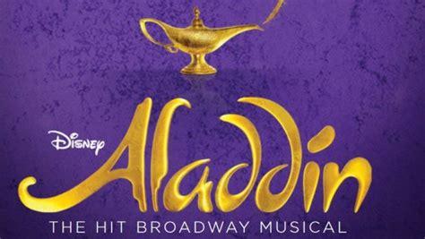 disney announces hit musical aladdin  open  melbourne
