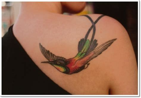 fantastic bird tattoo designs