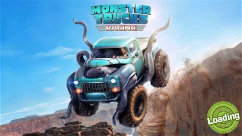 youtube monster trucks racing гоняем в monster trucks racing youtube