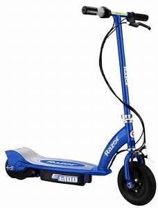 Razor E100 Electric Scooter (Blue) — Kids Bikes Cheap