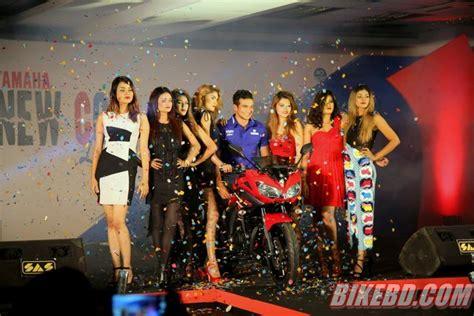 aci motors launches 2017 of yamaha fazer fzs and sz rr in bangladesh bikebd