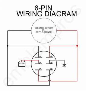 Pollak 6 Pin Wiring Diagram