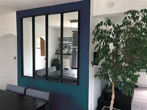 Miroir Effet Verrière : une verri re miroir avec ikea ~ Teatrodelosmanantiales.com Idées de Décoration