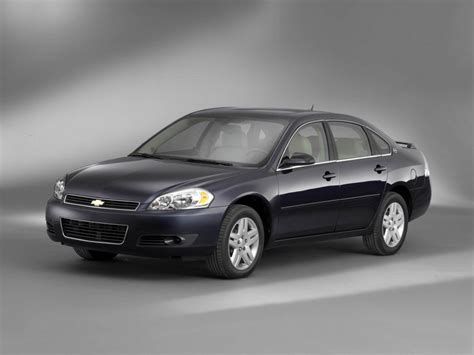 2007 Chevrolet Impala Ltz Review