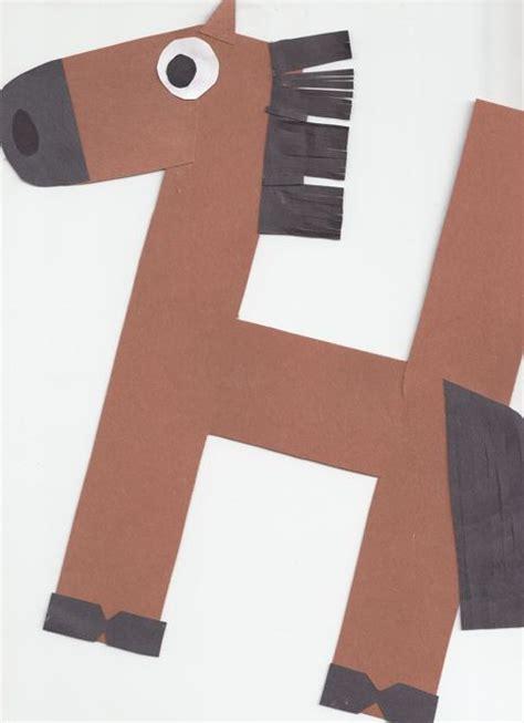 miss maren s monkeys preschool h is for nov 9th 660 | H letter horse