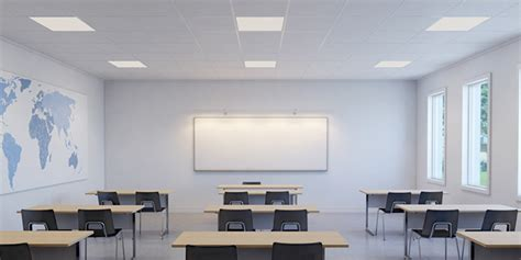 6 led recessed lighting lighting for classrooms fagerhult international