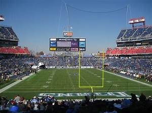 Nissan Stadium  Tennessee Titans Football Stadium