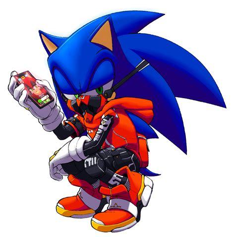 Neo-Mobius Sonic : SonicTheHedgehog