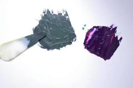 Commenter Obtenir La Couleur Taupe En Peinture Les Bases Technique Pour M 201 Langer Les Couleurs En Peinture