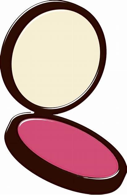 Makeup Clipart Maquiagem Desenho Clip Face Transparent