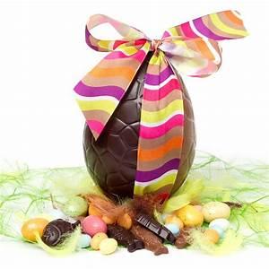 Oeuf De Paque : oeuf en chocolat de paques cadeau chocolat de paques d ~ Melissatoandfro.com Idées de Décoration
