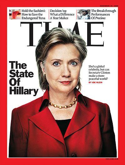 Hillary Clinton Cover by Faint Praise From Politico As Hillary Clinton S Poll