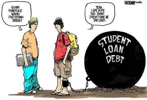 Student Debt Infringes Upon Their