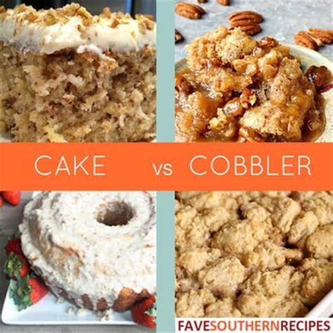 popular southern dessert recipes cake
