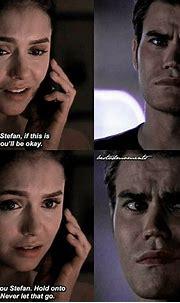 Elena Gilbert and Stefan Salvatore| Stelena the vampire ...