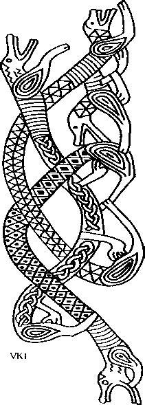 Viking Styles - Viking Art - Tattoo Magic