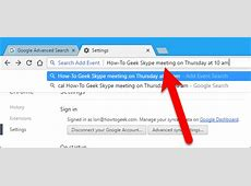 How to Add Events to Your Google Calendar Using the