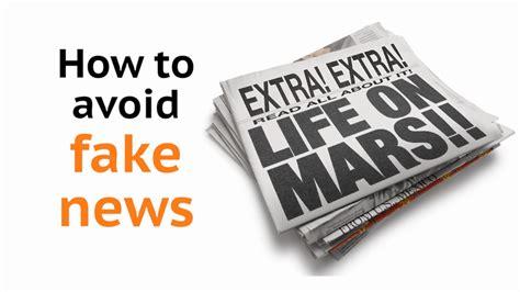 Four Top Tips For Avoiding Fake News From Wikipedia's John
