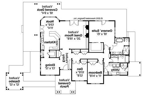 lodge style house plans cedar height