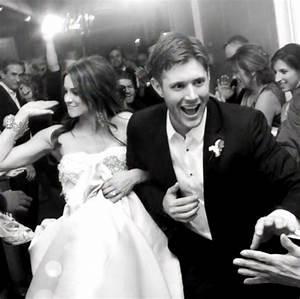 Jensen and Danneel | Tumblr