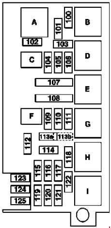 Mercedes Benz Class Fuse Box Diagram Auto Genius