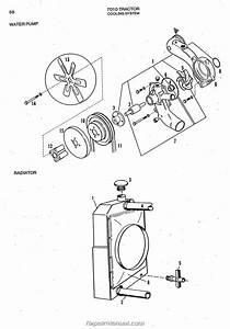 Allis Chalmers 7010 Diesel Parts Manual