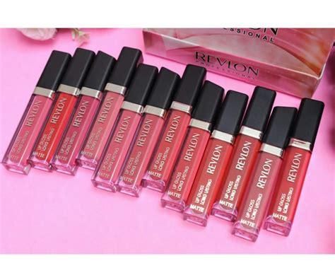 Harga Lipstik Matte Merk Revlon daftar harga lipstik revlon matte warna terbaru 2019