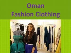 Oman Designer Apparel and Brand Accessories