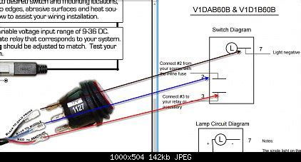 Rigid Led Light Bar Wiring Diagram by Rigid Industries Dually Harness And Otrattw Switch