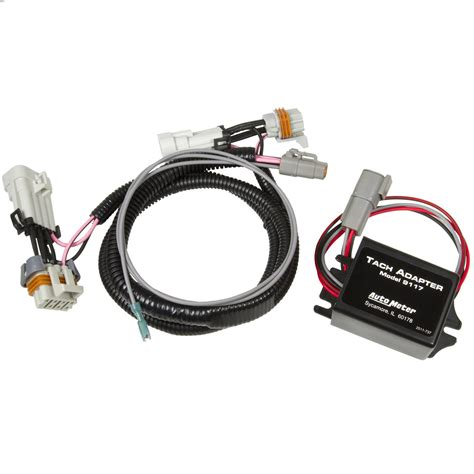 Auto Meter Wire Harness Adapter Plug Play