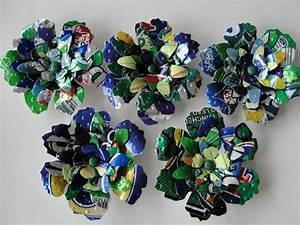 Basteln Mit Getränkedosen : blumen magnete aus getr nkedosen geschenke bei ~ A.2002-acura-tl-radio.info Haus und Dekorationen