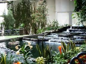 indoor garden picture of devonian gardens calgary