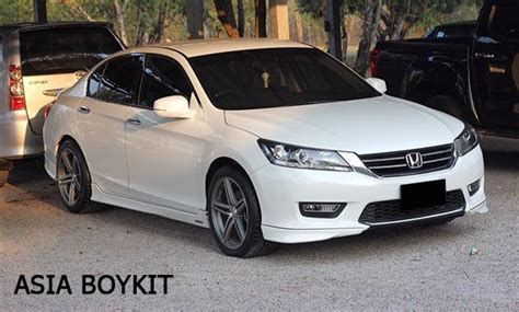 Honda Accord 2014 Bodykit