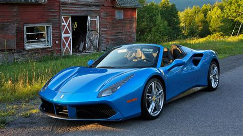 488 Spider Photo by A 488 Spider Goes To Woodstock The Drive