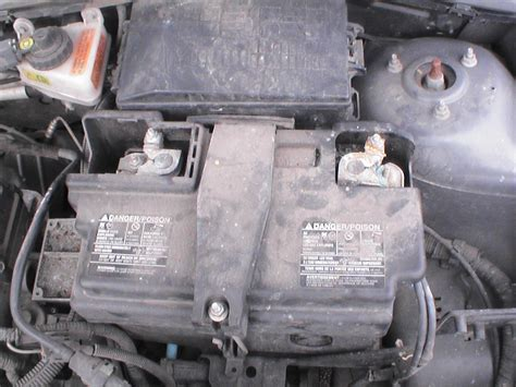 batterie ford focus fh auto repair how to change the battery on a 2000 2007