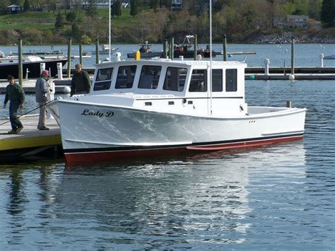 Tuna Boats For Sale In Maine by 36 Wayne Beal Downeast 299k The Hull Boating