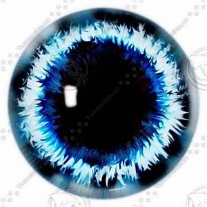 Texture Other Blue texture eye