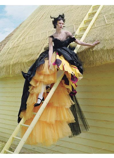 Trend Paige Tim Walker Photography