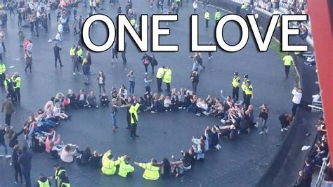 love manchester watched     million worldwide