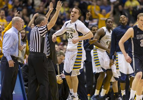 Technical and all, Jake Thomas breaks through in Marquette ...