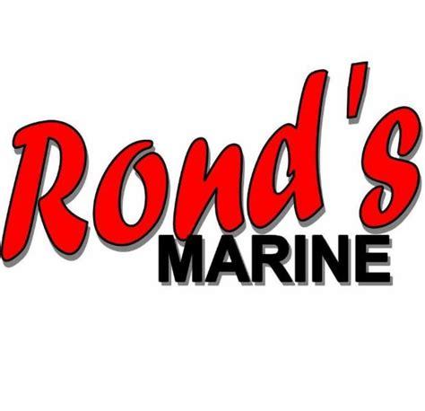 Boat Supplies Winnipeg by Rond S Marine Ltd Winnipeg Mb 1350 Dugald Rd Canpages