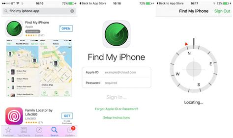 how to find your location on iphone how to find a lost iphone if switched apple plans