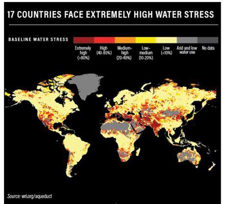india ranks   national water stress rankings