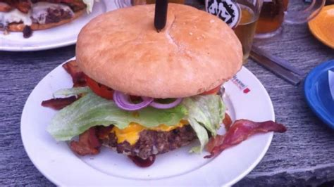 scottys brewhouse big ass burger challenge youtube