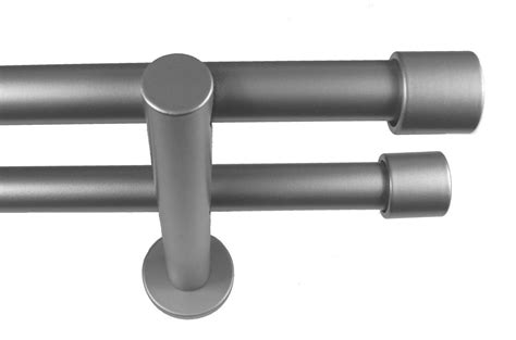 bcl verona curtain rod pewter finish 48 inch to