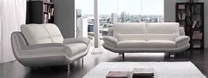 Trouvez votre canape cuir moderne personnalisable sur for Canapé cuir moderne