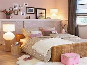 Wohnideen Für Schlafzimmer : wandgestaltung im schlafzimmer ~ Michelbontemps.com Haus und Dekorationen