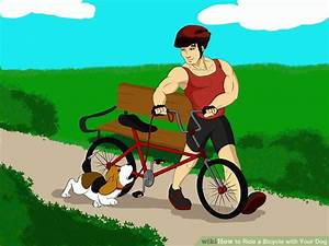 Ride a Bicycle with Your Dog
